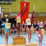 Siegerinnen Kür - 40. Uta-Schorn-Pokal