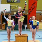Siegerinnen LK1 - 10-14 J. - 40. Uta-Schorn-Pokal