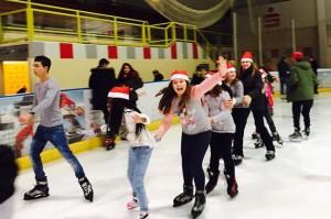 Eislaufen Dezember 2016