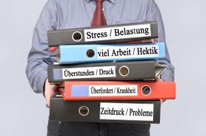 Stress Belastung