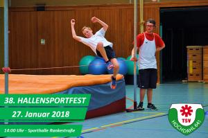38.Hallensportfest